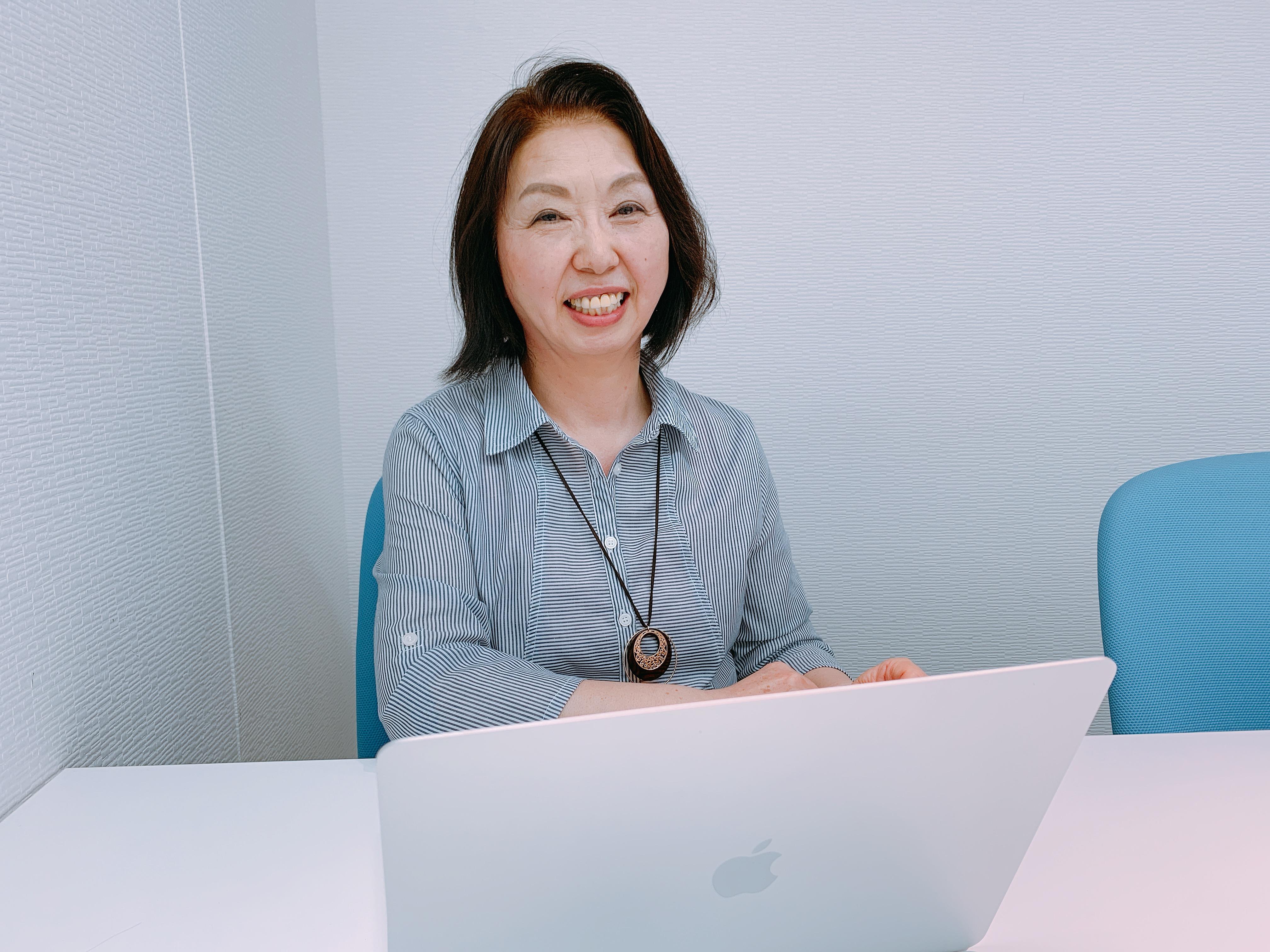 「コワーキングスペース Open Office FOREST」の運営代表者の山内信子さん