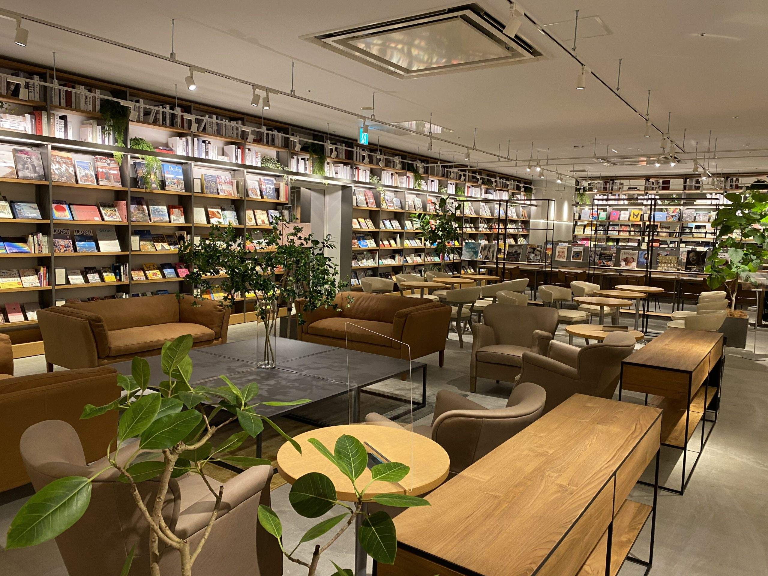 TSUTAYA SHARE LOUNGE川崎駅前店